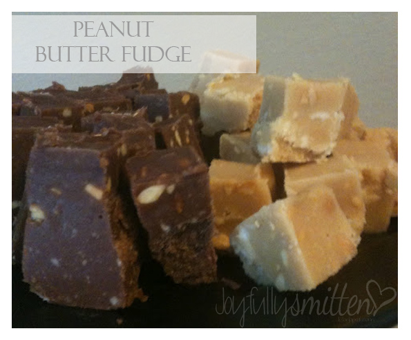 YUMMY Peanut Butter Fudge