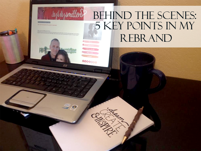 Behind The Scenes: The Rebrand