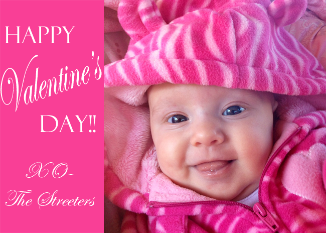 Happy Valentine's Day!!!