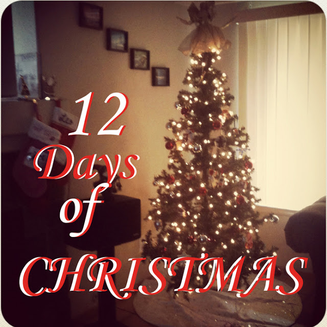 Day 8: 12 Days of Christmas