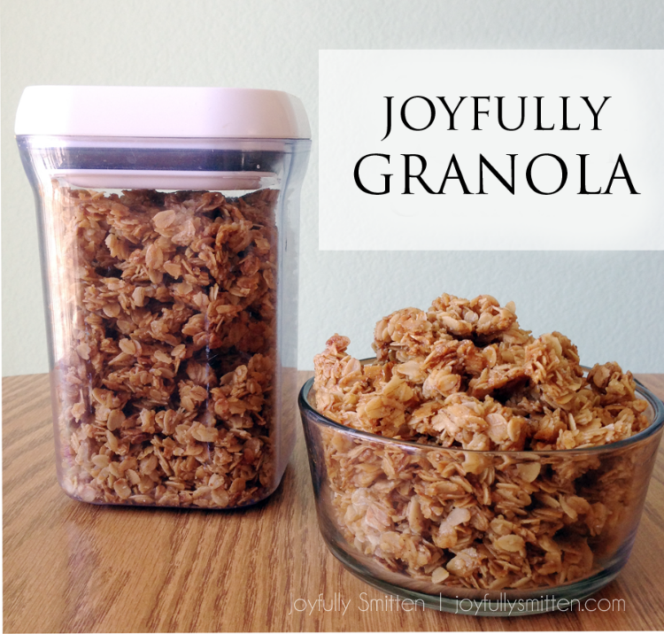 Joyfully Granola