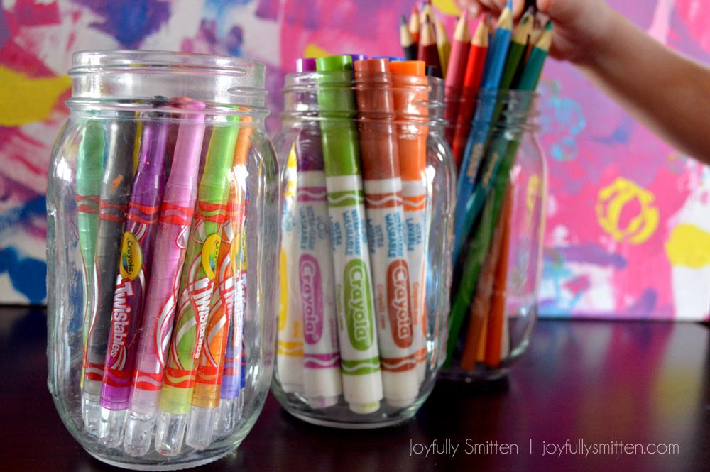Bring Fun & Color into Everyday Learning with Crayola