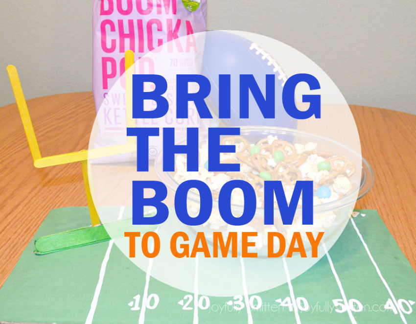 Bring the BOOM to Game Day
