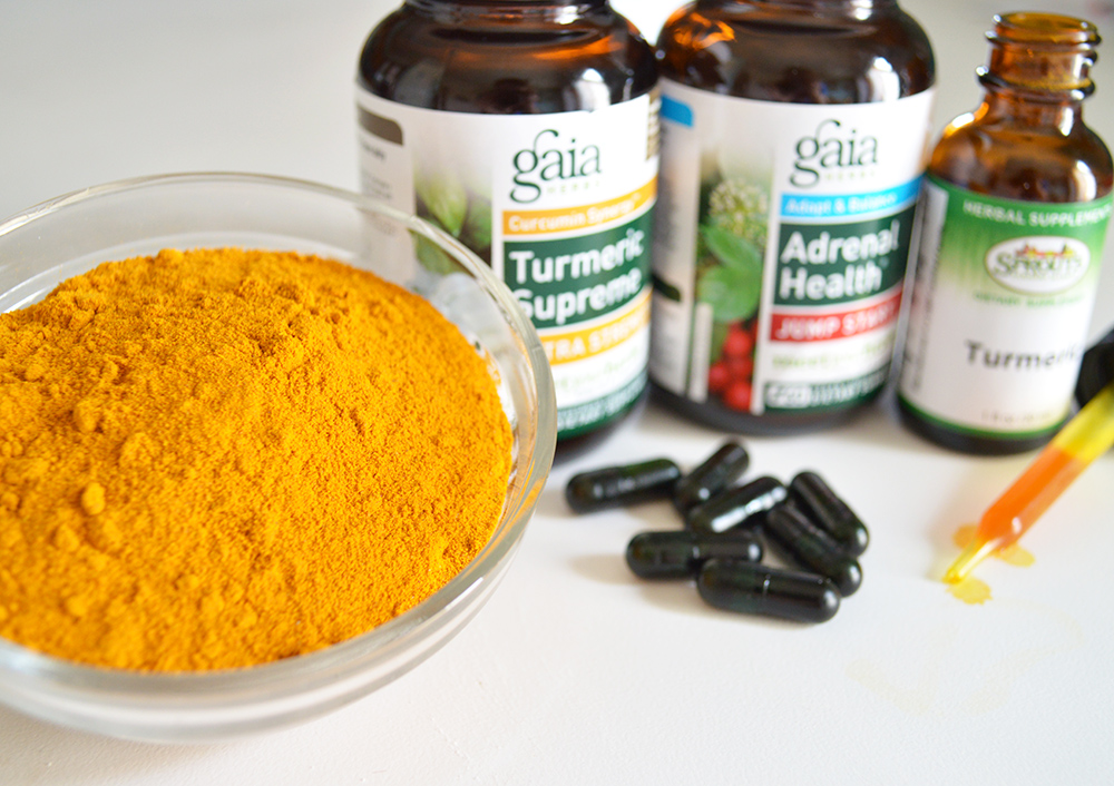 Let's Talk About Turmeric!