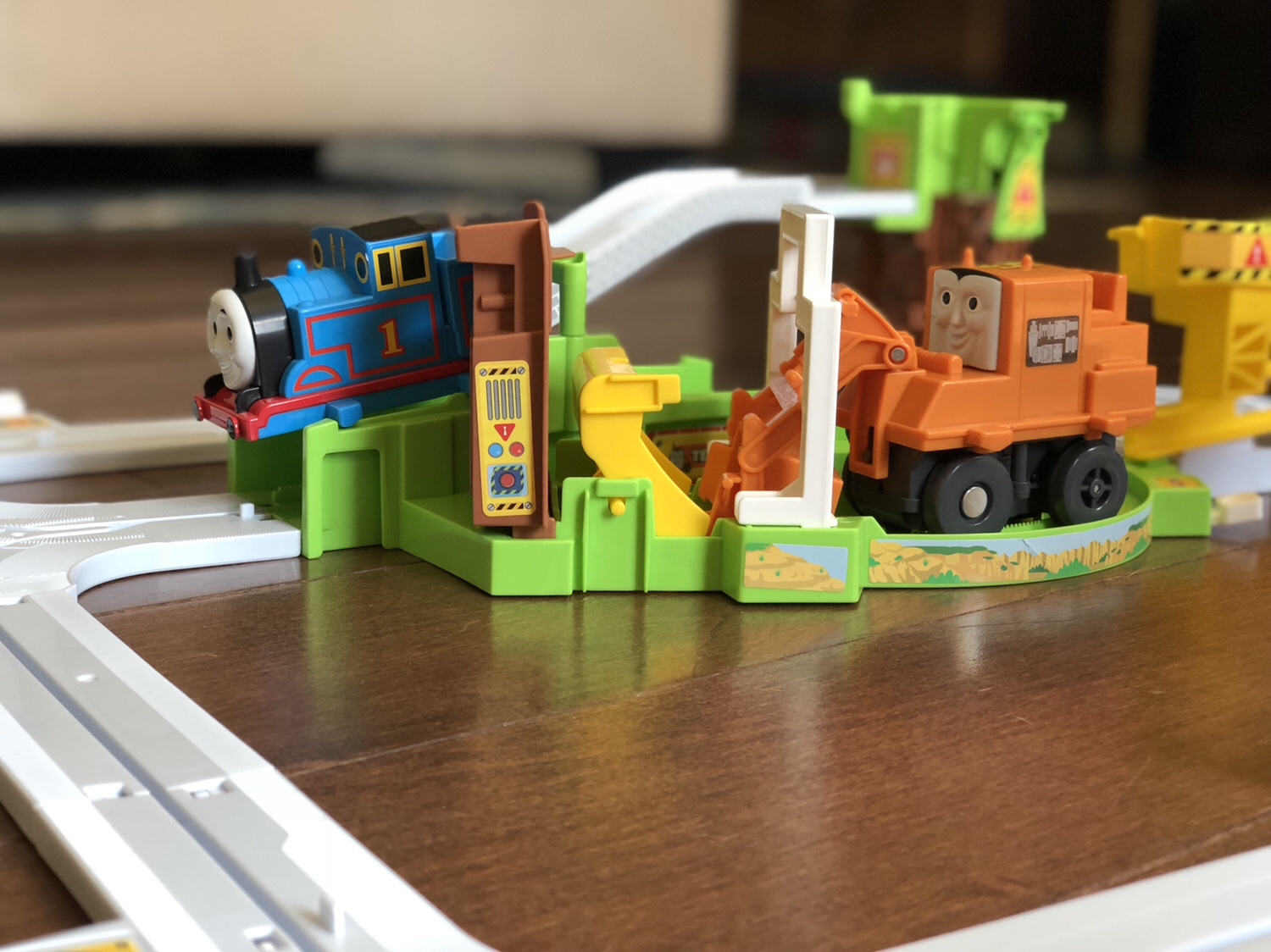 Thomas & Friends Big Loader Track