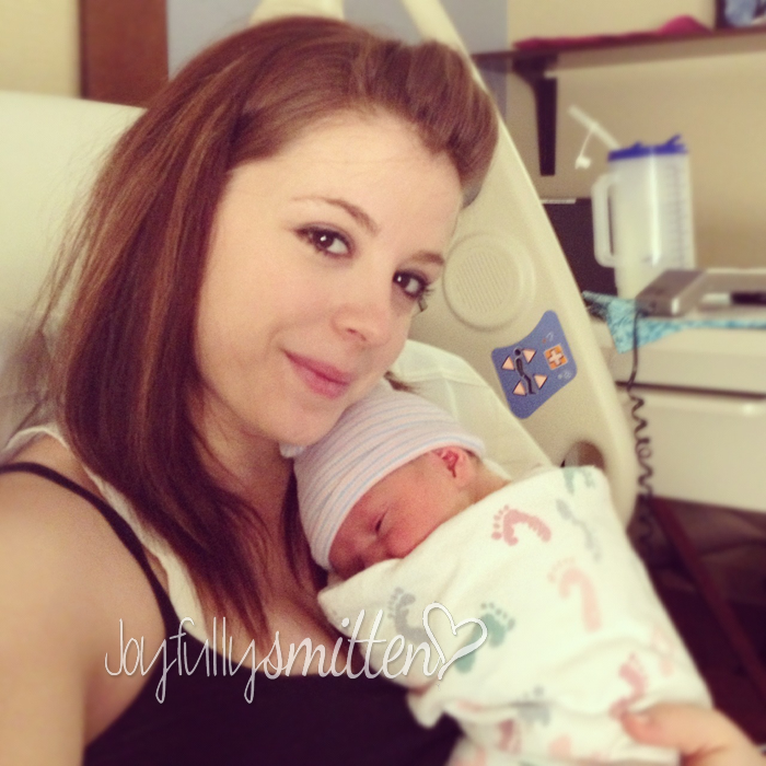 A's Birth Story: Part 3: Recovery & The Next Two Weeks