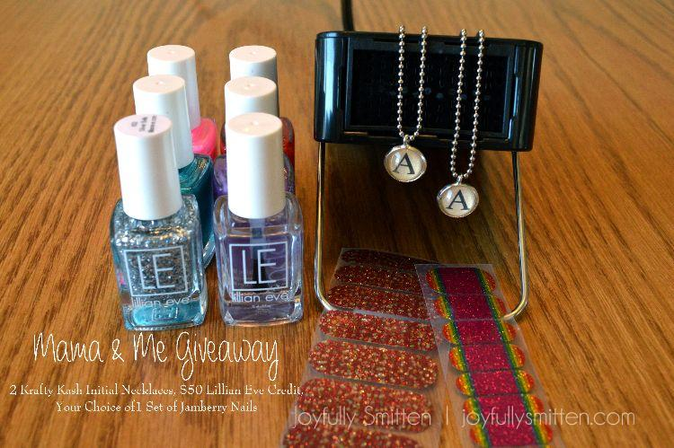 Our Favorite Things: A Mama & Me Giveaway