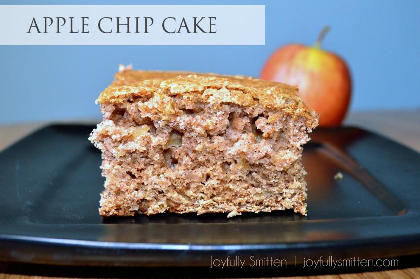 Apple Chip Cake