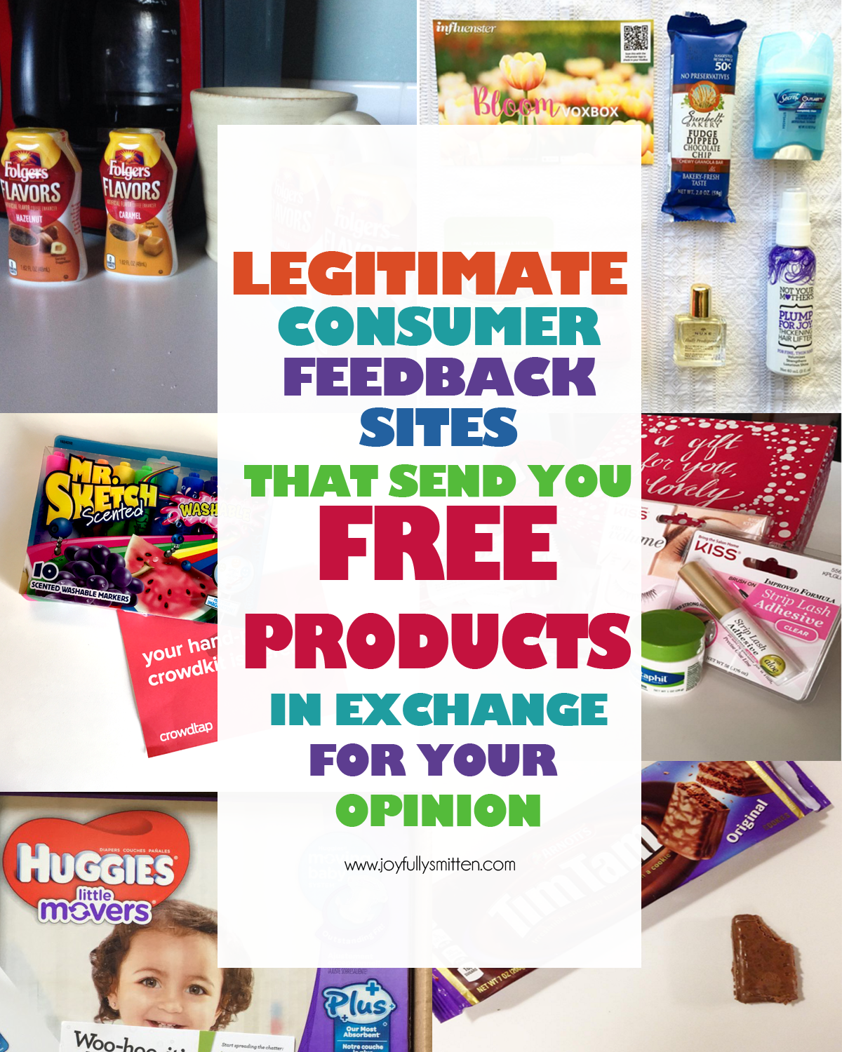 Where to Get Free Products for Your Opinion