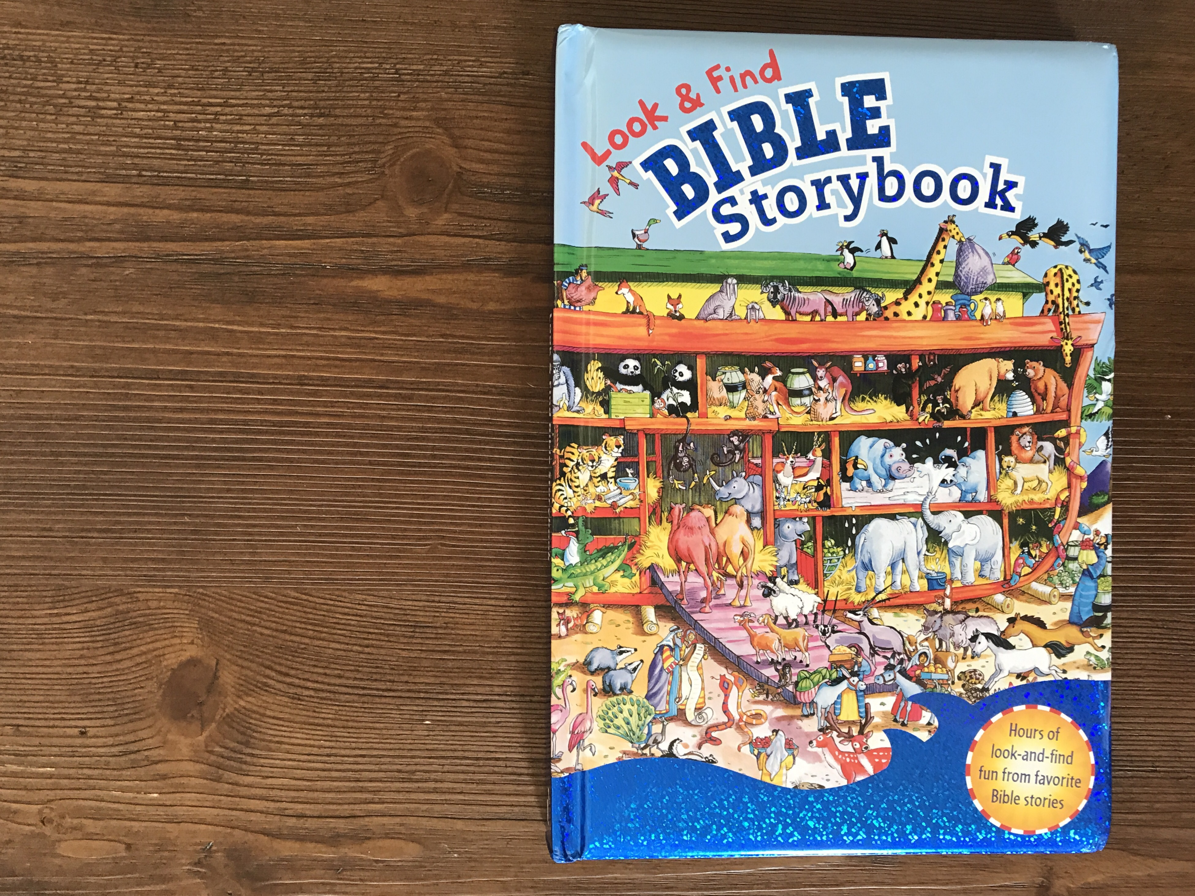 Little Readers – B&H/LifeWay Bible Activity Books