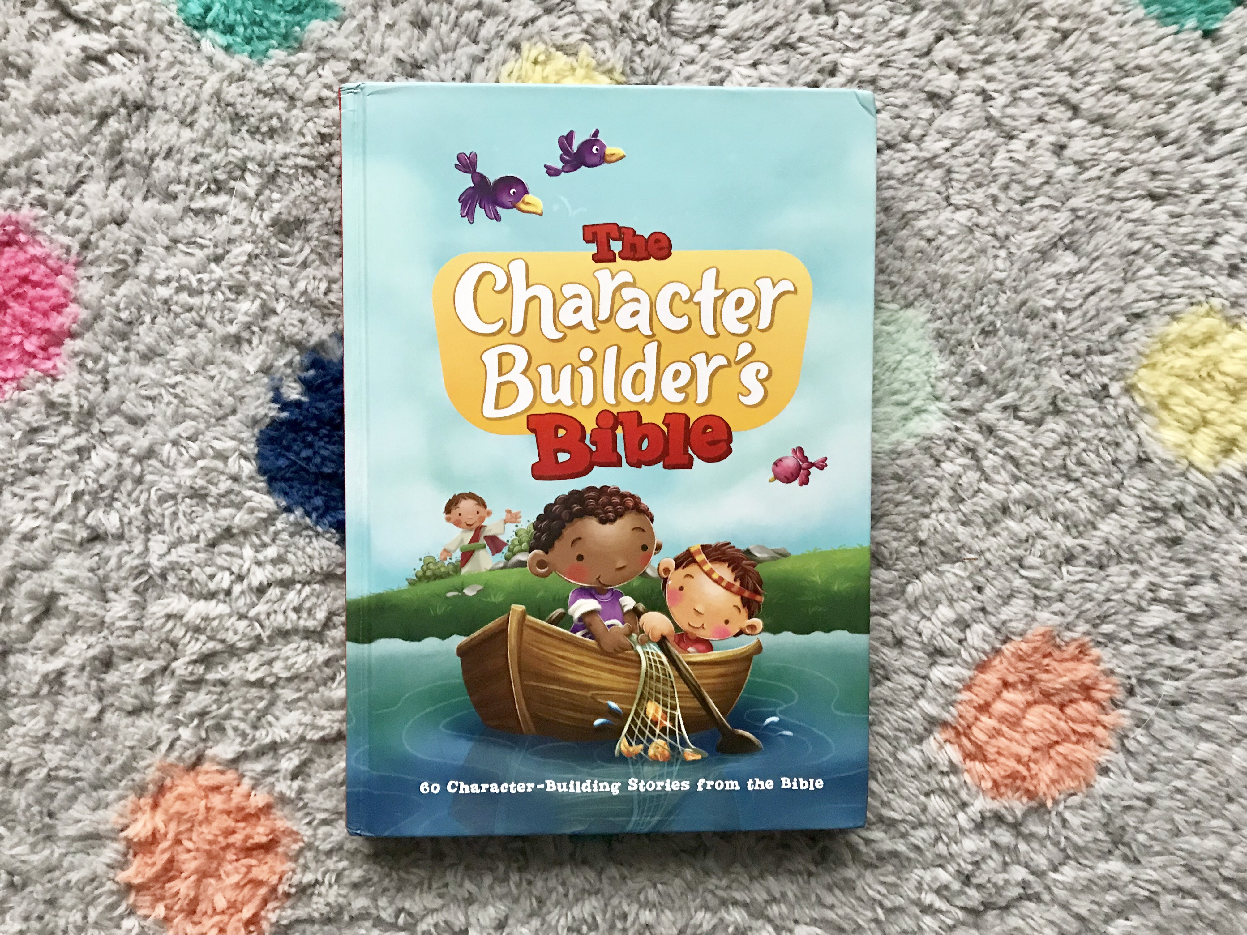 Little Readers: The Character Builder's Bible