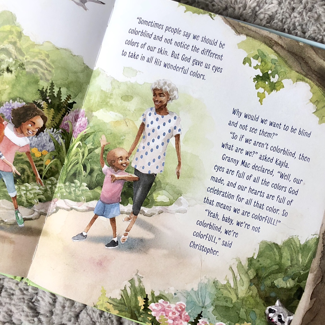 Little Readers: Colorfull & a Keepsake Bible
